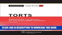 [PDF] Casenote Legal Briefs: Torts, Keyed to Goldberg, Sebok,   Ziprusky, Third Edition Popular