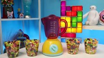 LEARN COLORS with Jelly Belly Color Blender Pretend Magic Mixing & Blending Jelly Bean Colors!