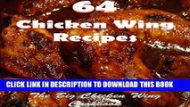 [PDF] Chicken wings: 64 Simple and Delicious Chicken wing Recipes (chicken wings, chicken wing