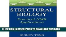 New Book Handbook of Structural Biology: Practical NMR Applications