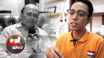 Ario Kiswinar Tuding Mario Teguh Berbohong - Hot Shot 23 September 2016