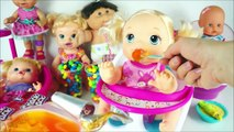 Baby Alive Doll Poop&Pee Toilet&Syringe Injection Play Fun with Baby Alive Eating&Poop Video