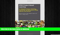 READ BOOK  STEM Project-Based Learning: An Integrated Science, Technology, Engineering, and