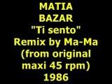"MATIA BAZAR ""Ti sento"" Remix by Ma-Ma 1986"