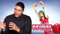 BAYMAX - RIESIGES ROBOWABOHU - Im Synchronstudio - Ab 22. Januar im Kino | DISNEY HD