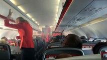 Fumée dans un avion en plein vol... Arrêt d'urgence !