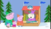 Peppa Pig English Episodes Season 4 Episode 49 Snowy Mountain Full Episodes 2016