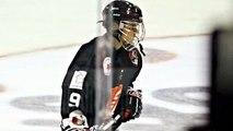 Justin Bieber joue au hockey avec les Gothiques d'Amiens