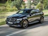 Mercedes-AMG GLC 43 Coupé 2017