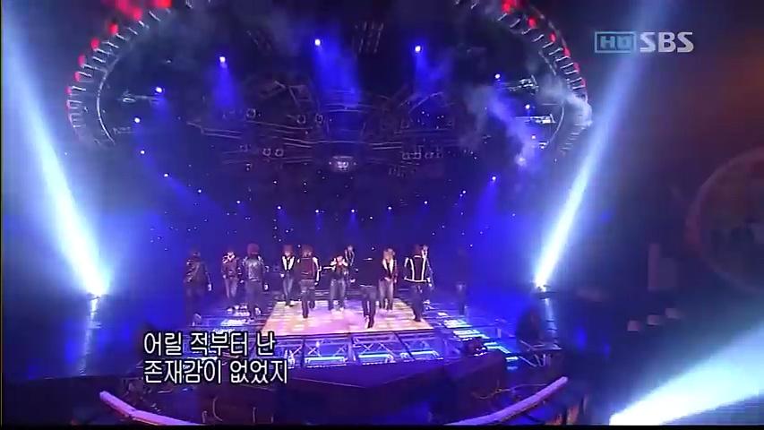 Debut Stage - Super Junior