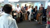 Premières portes ouvertes à l'agence Sud Ouest Pays basque