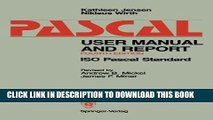 [PDF] Pascal User Manual and Report: ISO Pascal Standard [Online Books]