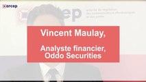 Vincent Maulay, analyste financier, Oddo Securities (mai 2016)