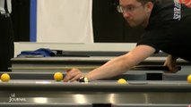 Billard : Championnat de France de blackball (Vendée)