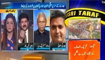 Agar Bhagat Singh freedom fighter tha tu Burhaan Waani bhi freedom fighter hai - Hamid Mir