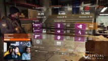 THE DIVISION - GREAT VENDOR RESET | GOD ROLL WEAPONS, GEAR