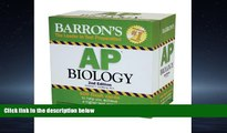 For you Barron s AP Biology Flash Cards
