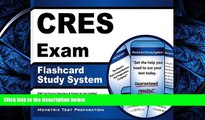 Choose Book CRES Exam Flashcard Study System: CRES Test Practice Questions   Review for the