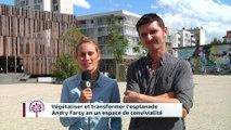 Budget participatif - Esplanade Andry Farcy