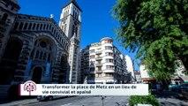 Budget participatif - Place de Metz