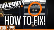 HOW TO FIX THE CRYPTOKEY ISSUE ON BLACK OPS 3 (COD NEWS) - By HonorTheCall!