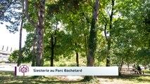 Budget participatif - Siesterie au parc Bachelard