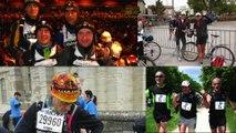 Sport et police : la course à pied avec l'Entente 36