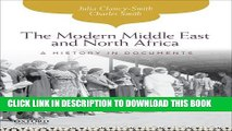 [PDF] The Modern Middle East and North Africa: A History in Documents (Pages from History) Popular