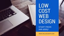 Low cost web design in kerala india, responsive web design