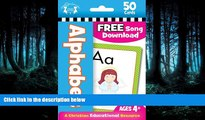 Popular Book Alphabet Christian 50-Count Flash Cards (I m Learning the Bible Flash Cards)