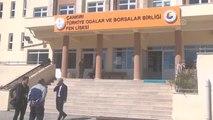 Türkiye Odalar ve Borsalar Birliği Çankırı Fen Lisesi Törenle Açıldı