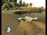 Dinoco McQueen meets sunrise on the beach by onegamesplus
