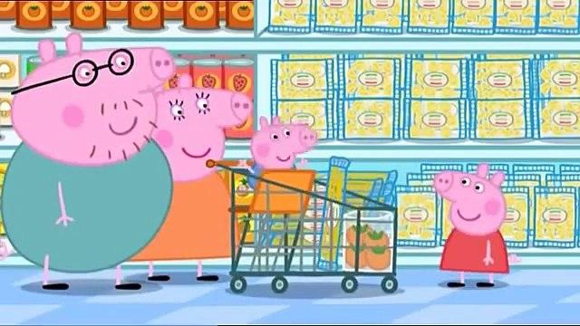 Peppa Pig English Episodes Season 1 Episode 41 Shopping Full Episodes 2016