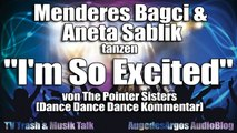 Menderes Bagci & Aneta Sablik tanzen 'I'm So Excited' von The Pointer Sisters [Dance Dance Dance K.]