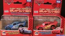Tomica Talking Lightning McQueen CARS 2 Dinoco Rust-Eze Takara Tomy Car-Toys Pixar Disney カーズ2
