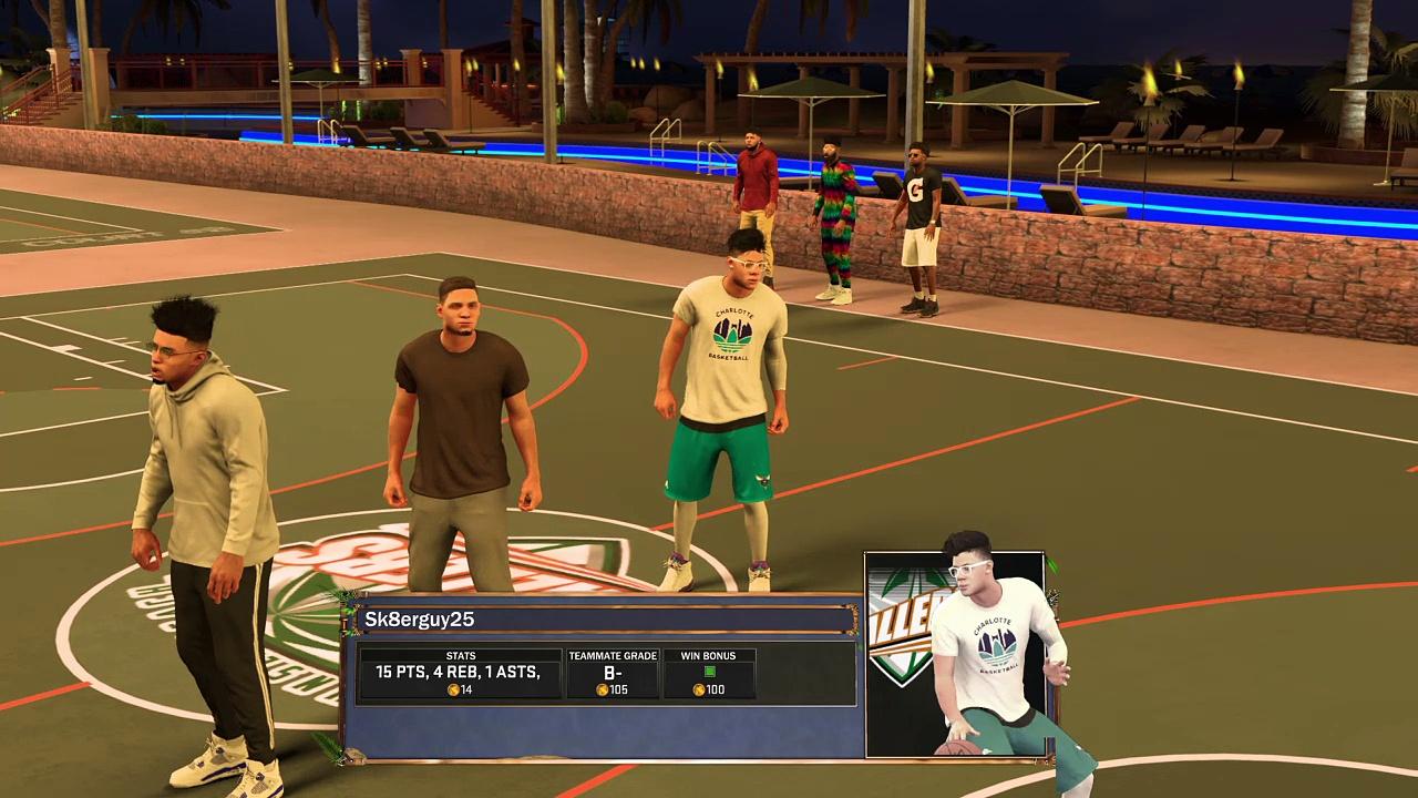 NBA 2K17 Highlights #2