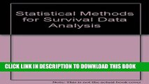 [PDF] Statistical Methods for Survival Data Analysis Full Collection[PDF] Statistical Methods for