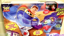 Toy Story Zing Ems Pizza Planet Astro Arena Playset Sunnyside Daycare Buzz Woody Zurg