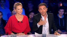 """Slimane se paye Yann Moix dans """"On n'est pas couché"""" hier soir - Regardez"""