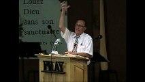 Raymond Bourgier- Conférence: (1) L' église catholique est elle la vraie église