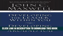[PDF] Ie Maxwell 2in1 Developing Leaders Around Within You Full Collection