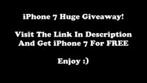 Apple Giveaway - Iphone 7 Giving Away Now - get iphone 7 early