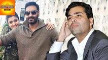 Kajol Supports Ajay Devgn For Shivaay | Bollywood Asia