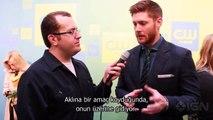 Supernatural - Jensen Ackles CW Upfronts Röportajı (Türkçe Altyazılı)