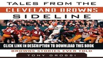 [PDF] Tales from the Cleveland Browns Sideline: A Collection of the Greatest Browns Stories Ever