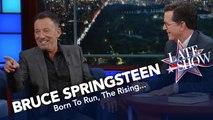 Bruce Springsteen Picks His Top 5 Favorite Springsteen Songs