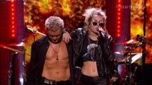 Miley Cyrus & Billy Idol - Rebel Yell iHeartRadio Music Festival Live 2016!