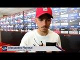 #RomaCrotone, l'intervista all'ex Alessandro Florenzi