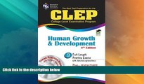 Big Deals  CLEP Human Growth and Development 8th Ed. (CLEP Test Preparation)  Best Seller Books