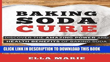 [PDF] Baking Soda Cure: Discover the Amazing Power and Health Benefits of  Baking Soda, its History